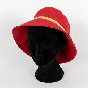 NWOT Coach bucket hat - red  M/L